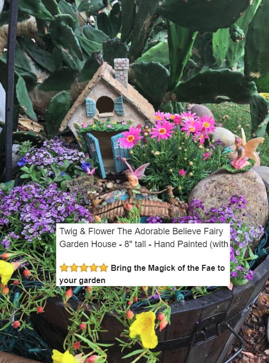 Twig and Flower Fair Garden Fay 6-27-18
