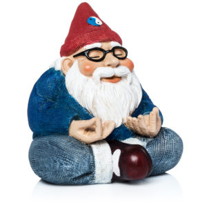 Miniature Ohm Gnome by Twig & Flower™